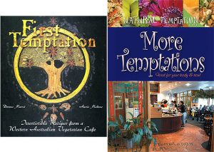 Natural Temptations Cookbook