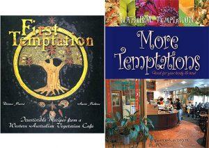 Natural Temptations Cookbook