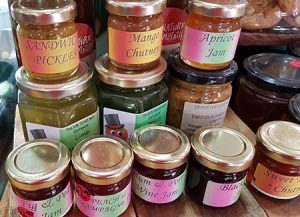 Jolly Jams Available at Natural Temptation Cafe