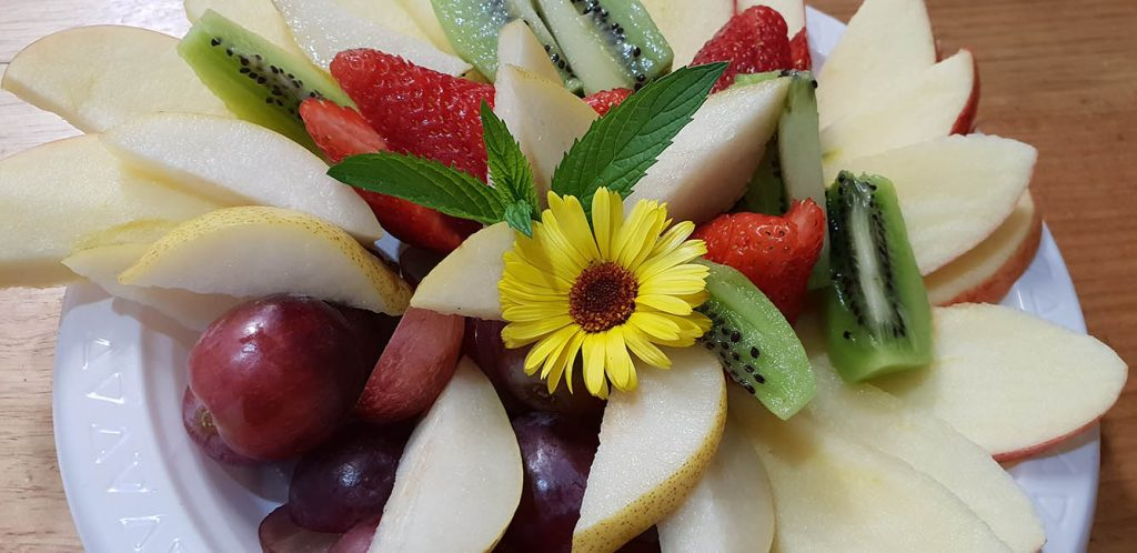 Fruit Salad Plate - Catering by Natural Temptation Cafe